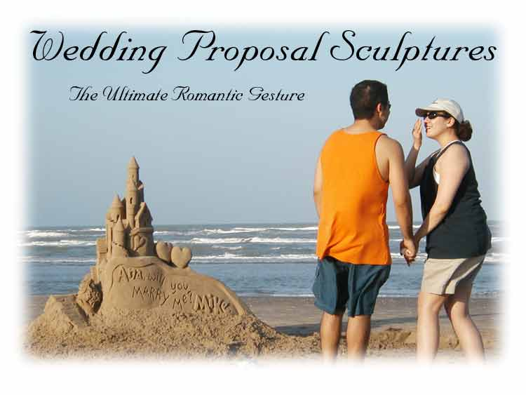 Beach Wedding Proposals On South Padre Island Texas